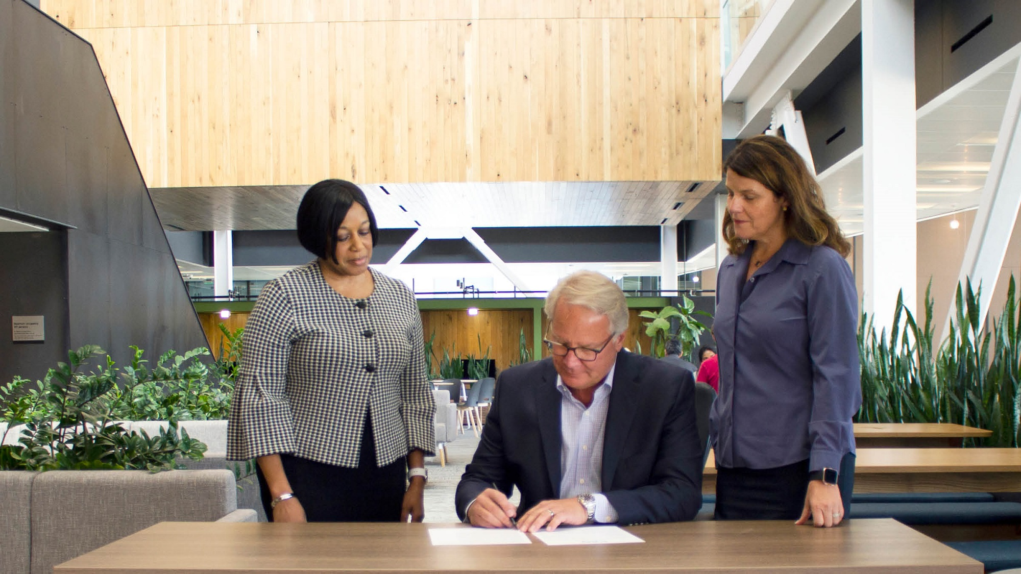 Cerner CEO signing diversity and inclusion pledge