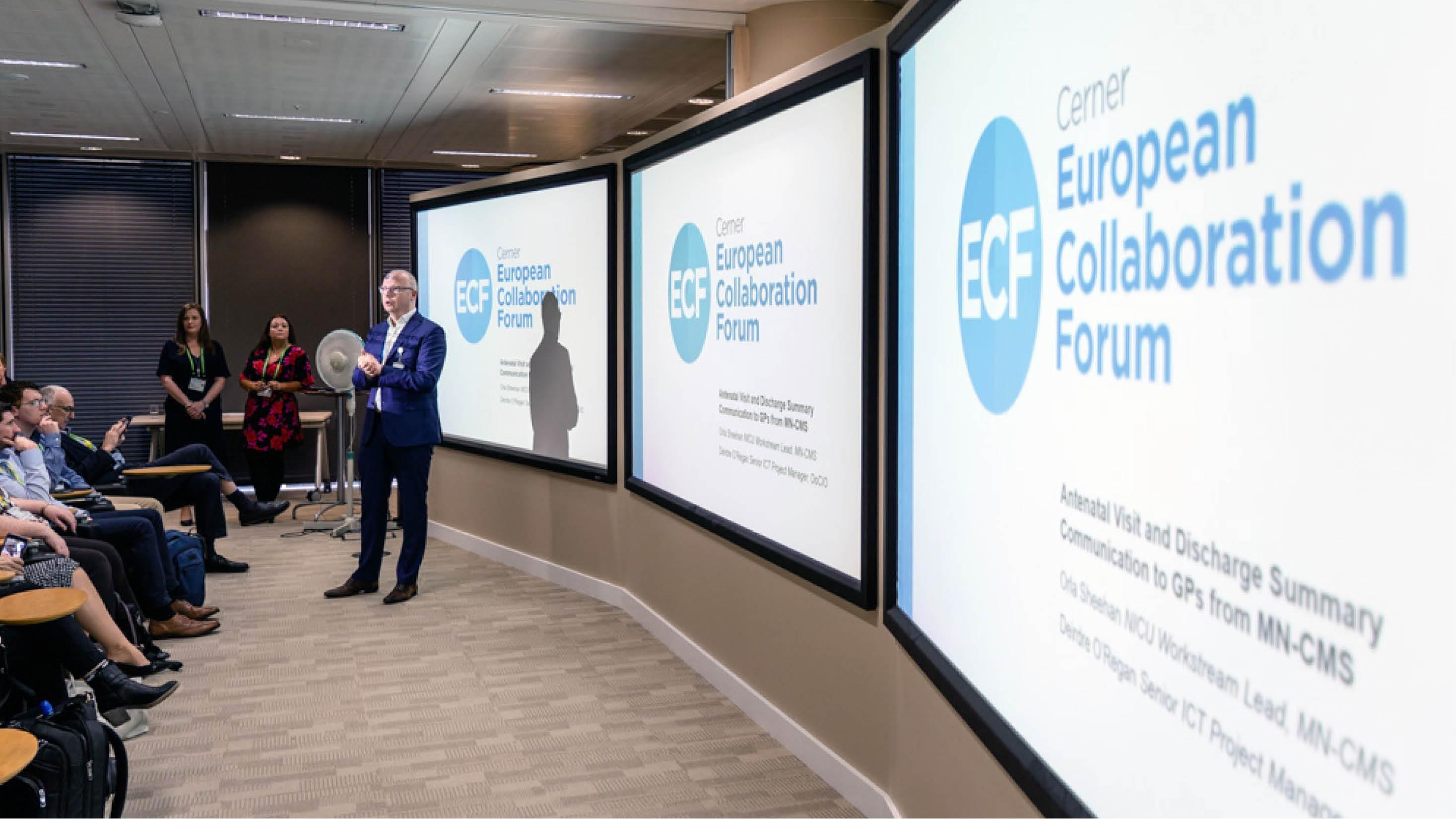 Cerner European Collaboration Forum