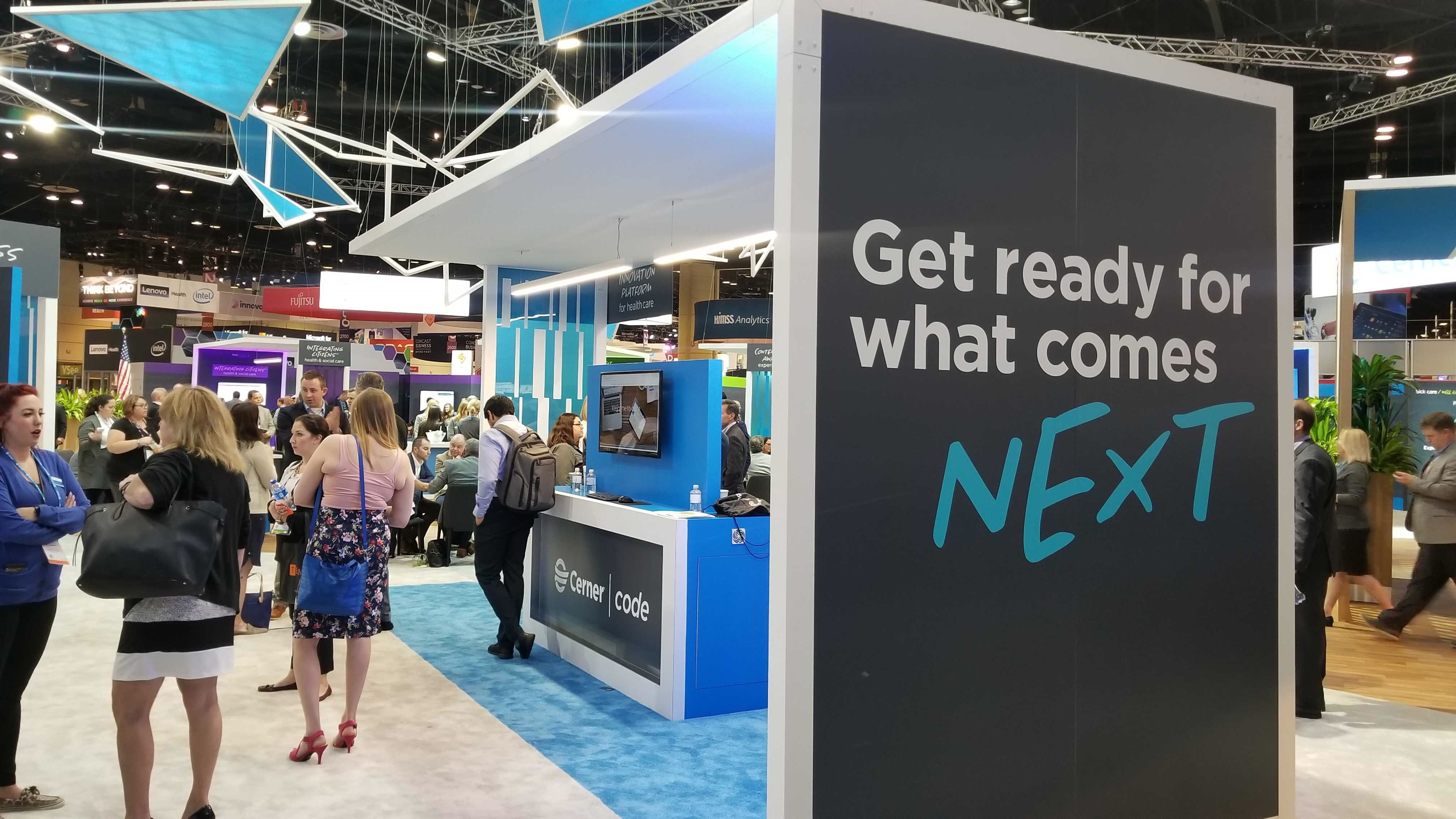 HIMSS BOOTH
