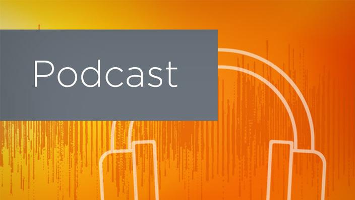 Cerner podcast logo