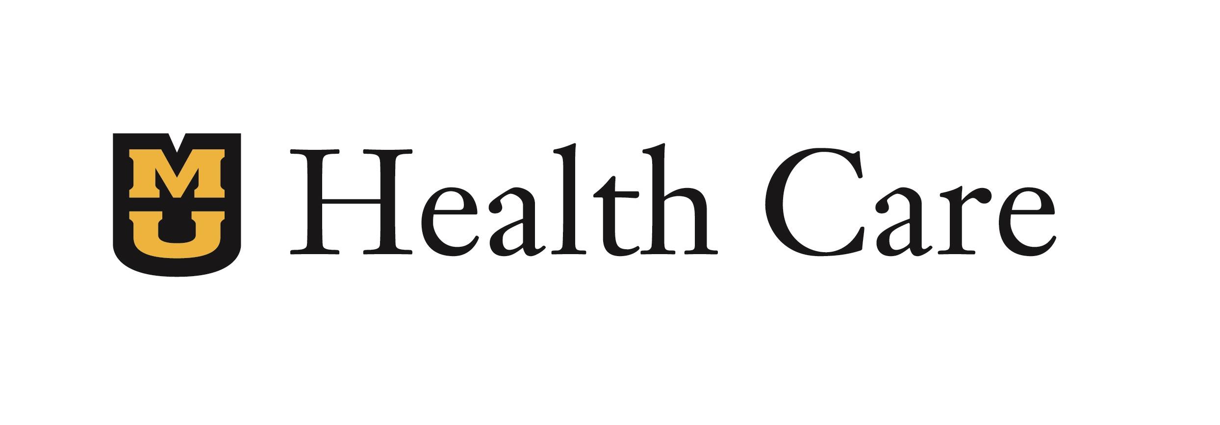 MU Health Logo