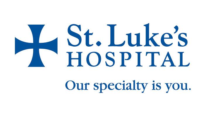 St. Luke's Hospital logo