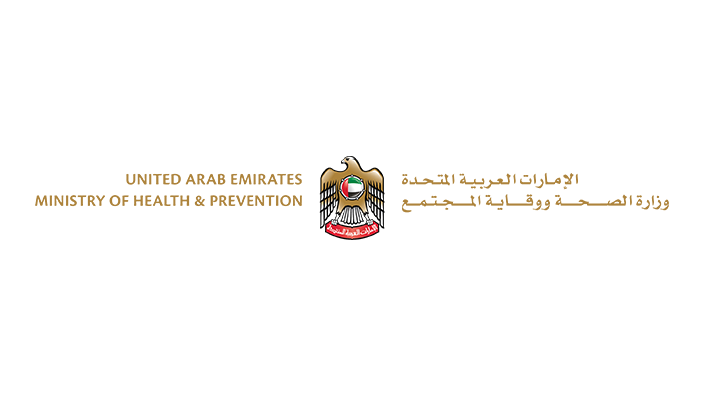 UAE Ministry of Health and Prevention logo