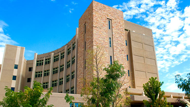 San Juan Regional Medical Center (SJRMC) exterior
