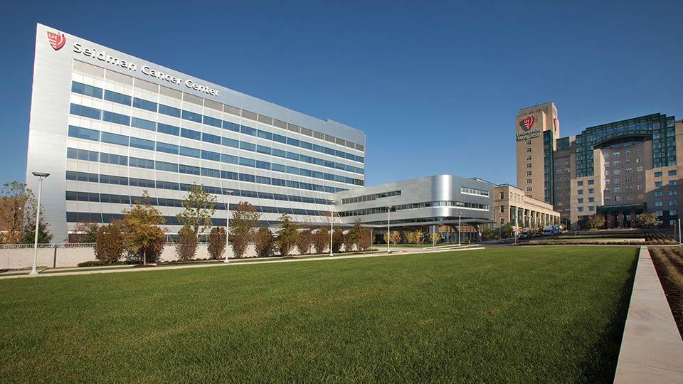 UH Seidman Cancer Center_960 exterior
