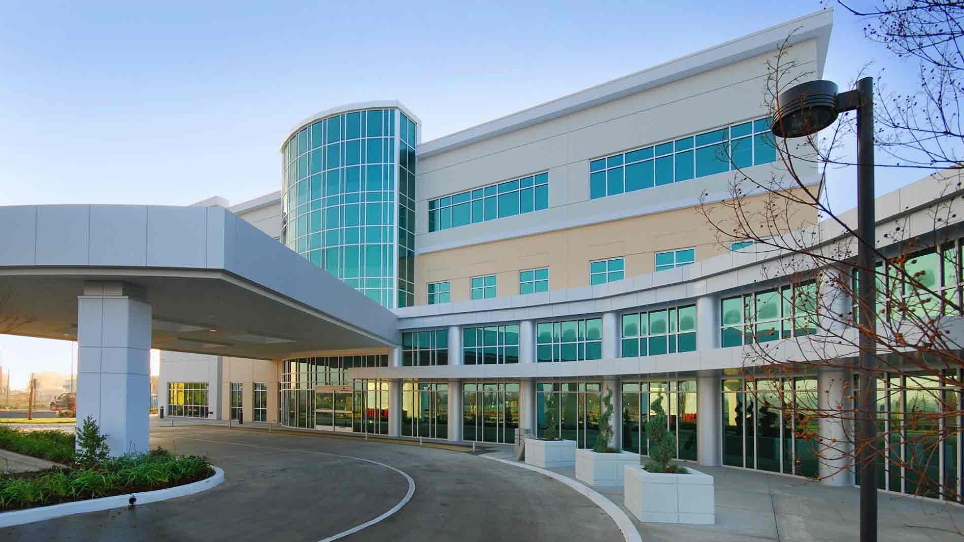 dignity-health-facility exterior