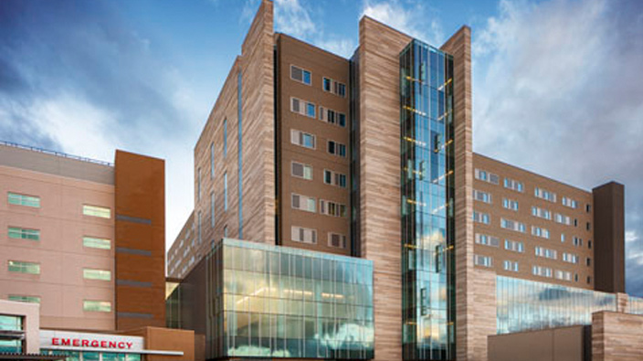 Banner University Medical Center facility