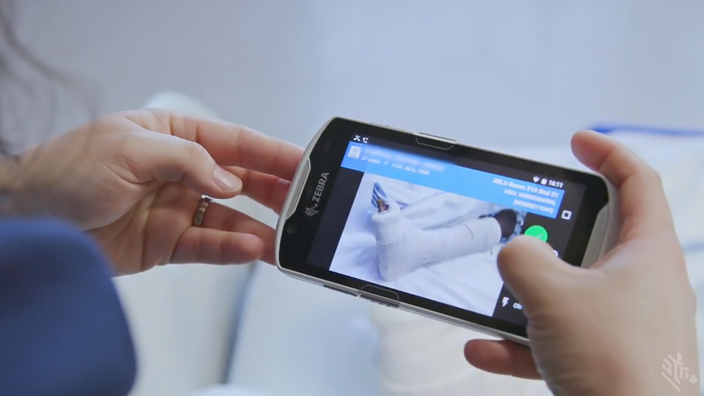 Camera capture on phone