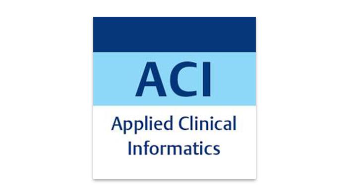 learning cerner framework informatics thieme applied clinical