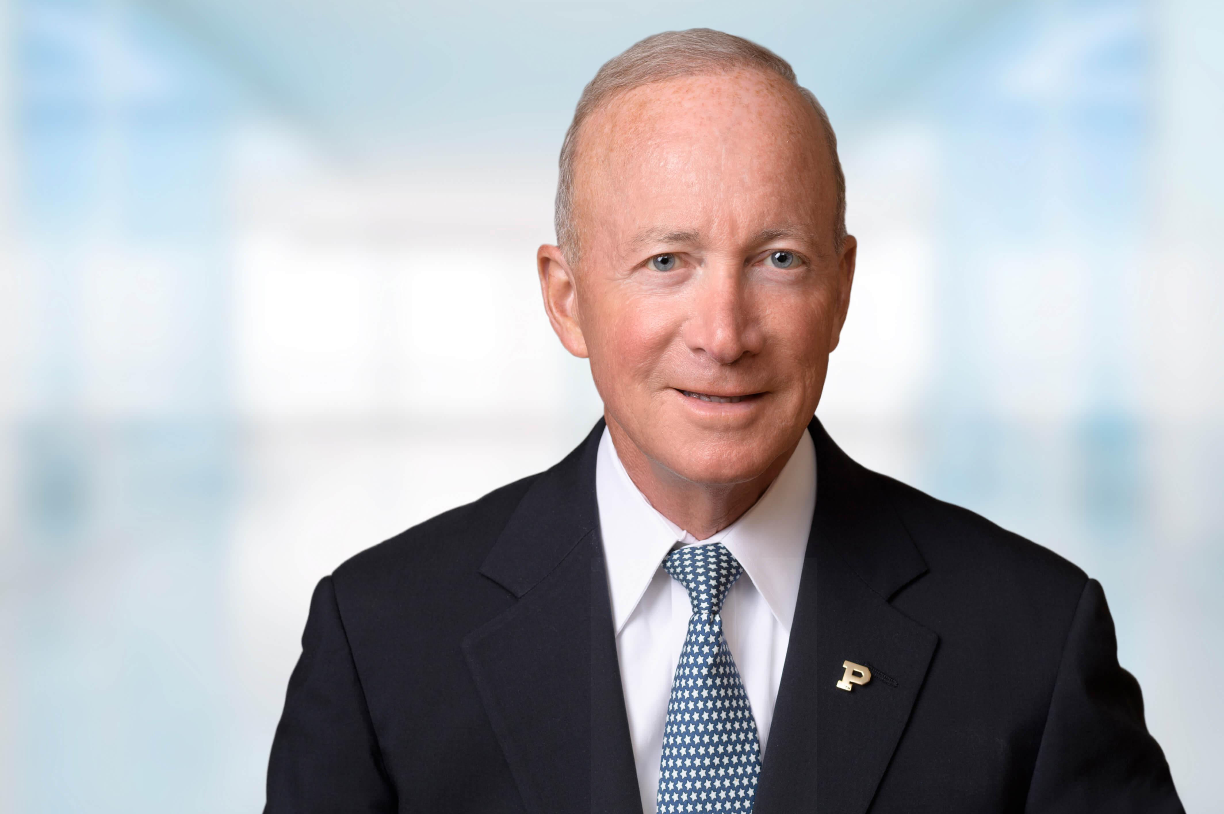 Mitchell E. Daniels, Jr.