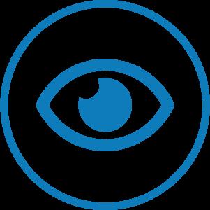 Command Center - Visibility Icon