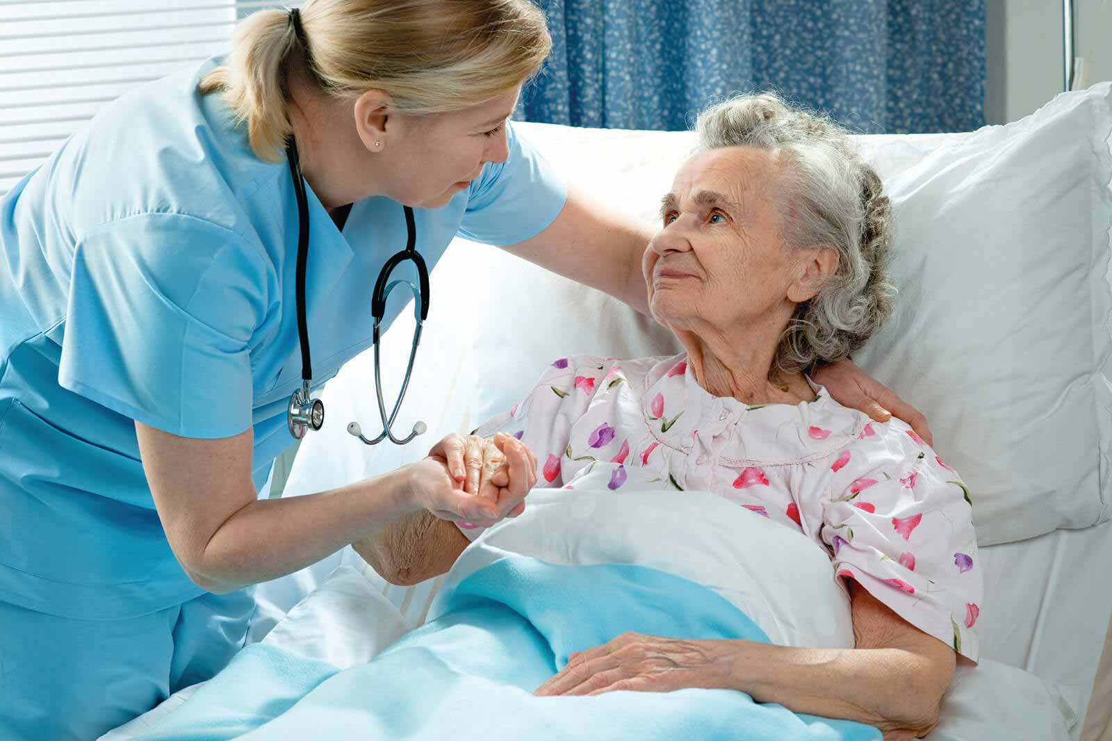 Workforce Management header_doctor with patient