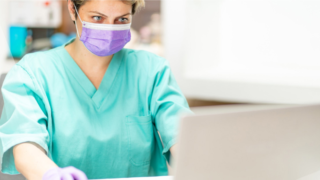 Leveraging the EHR_nurse using computer