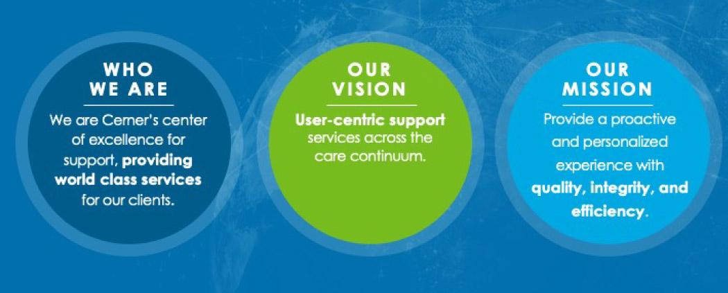 Cerner_Support Services value statement graphic