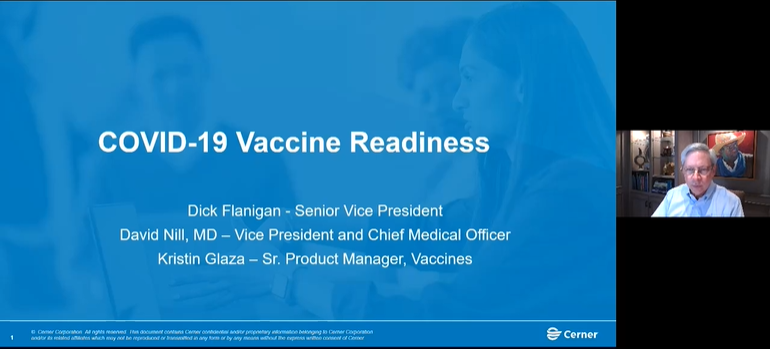 Vaccine Readiness Webinar