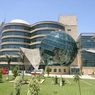 Children's Cancer Hospital Egypt  building