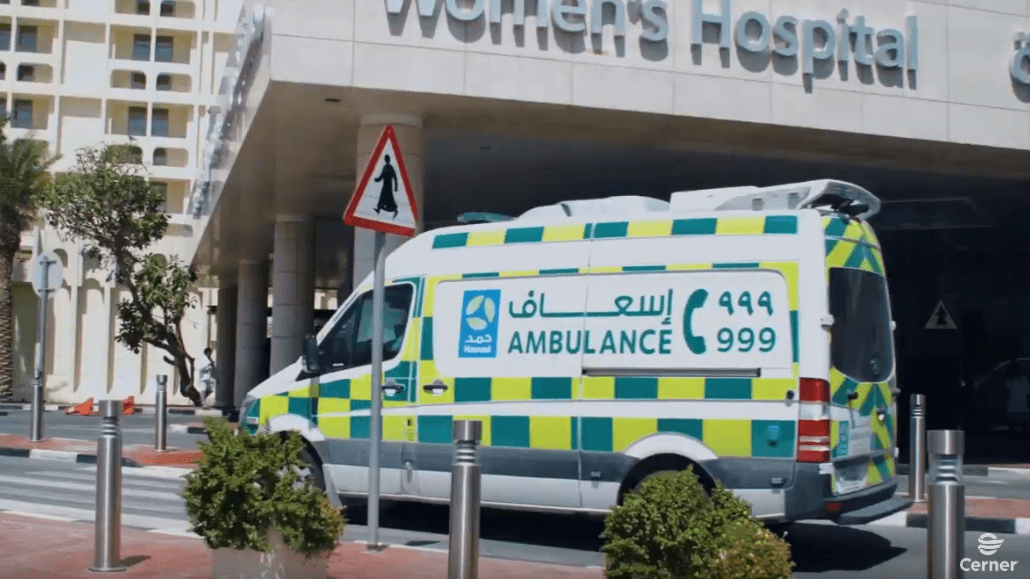 Hamad Medical Corporation relies on Cerner Millennium