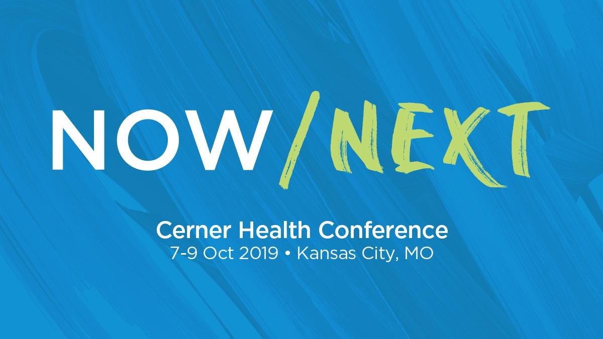 Cerner Health Conference 2019