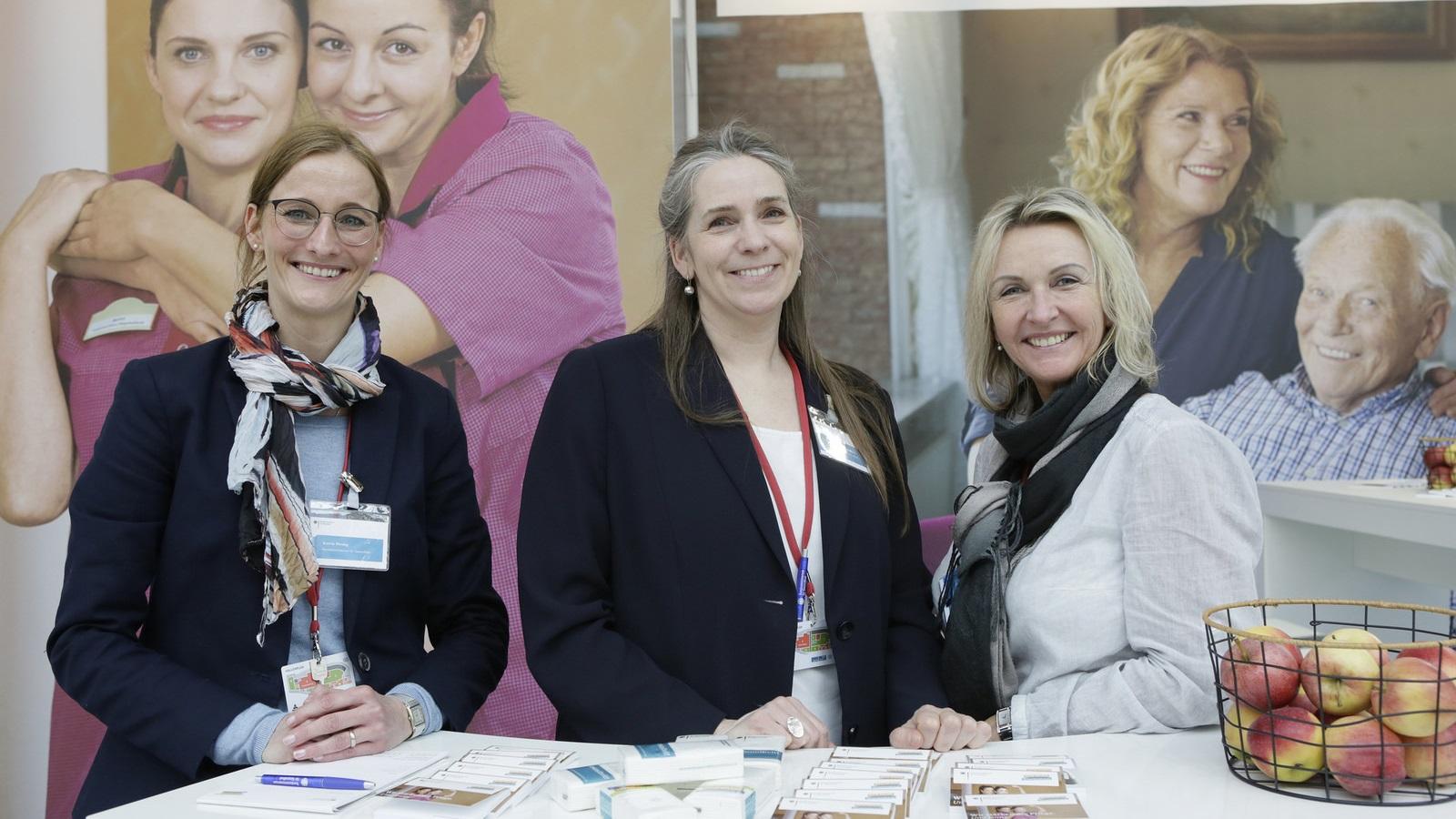 Besuchen Sie uns auf dem deutschen Pflegetag in Berlin!