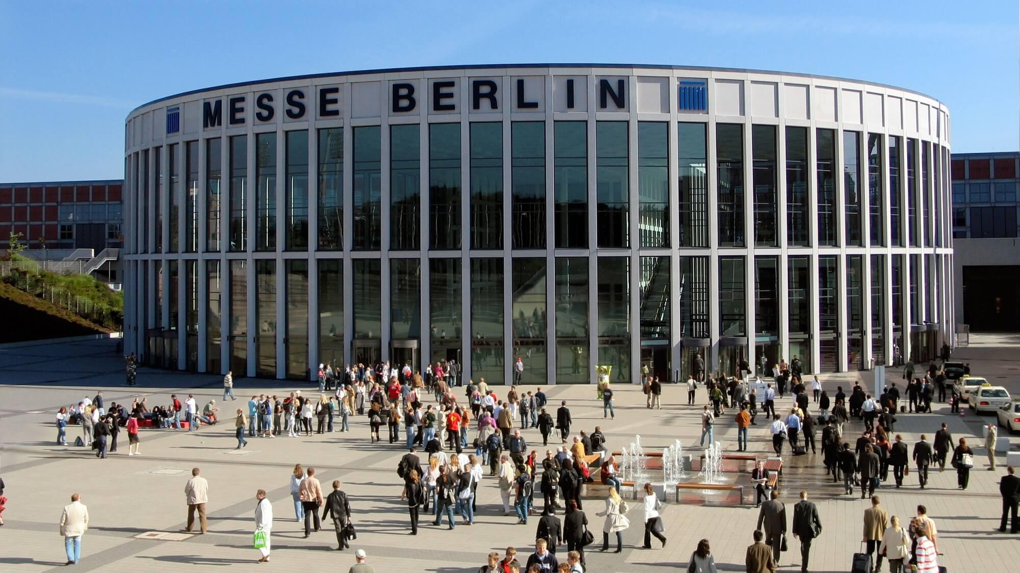 Besuchen Sie uns auf der DMEA in Berlin