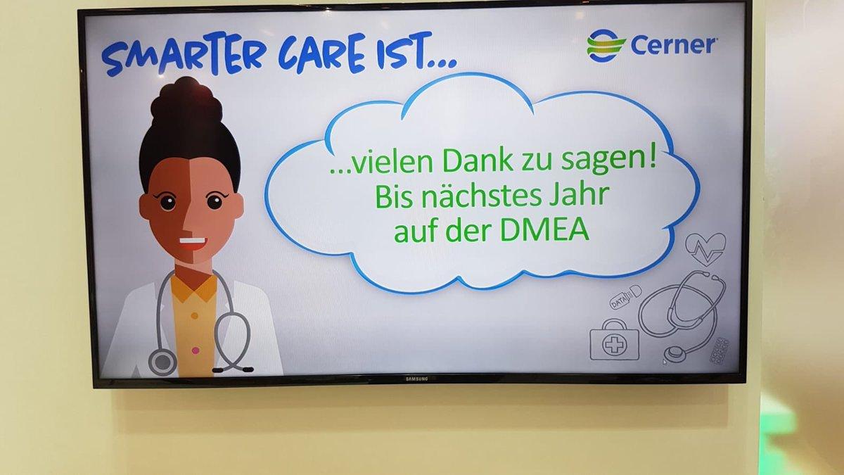 Smarter Care ist... vielen Dank zu sagen!