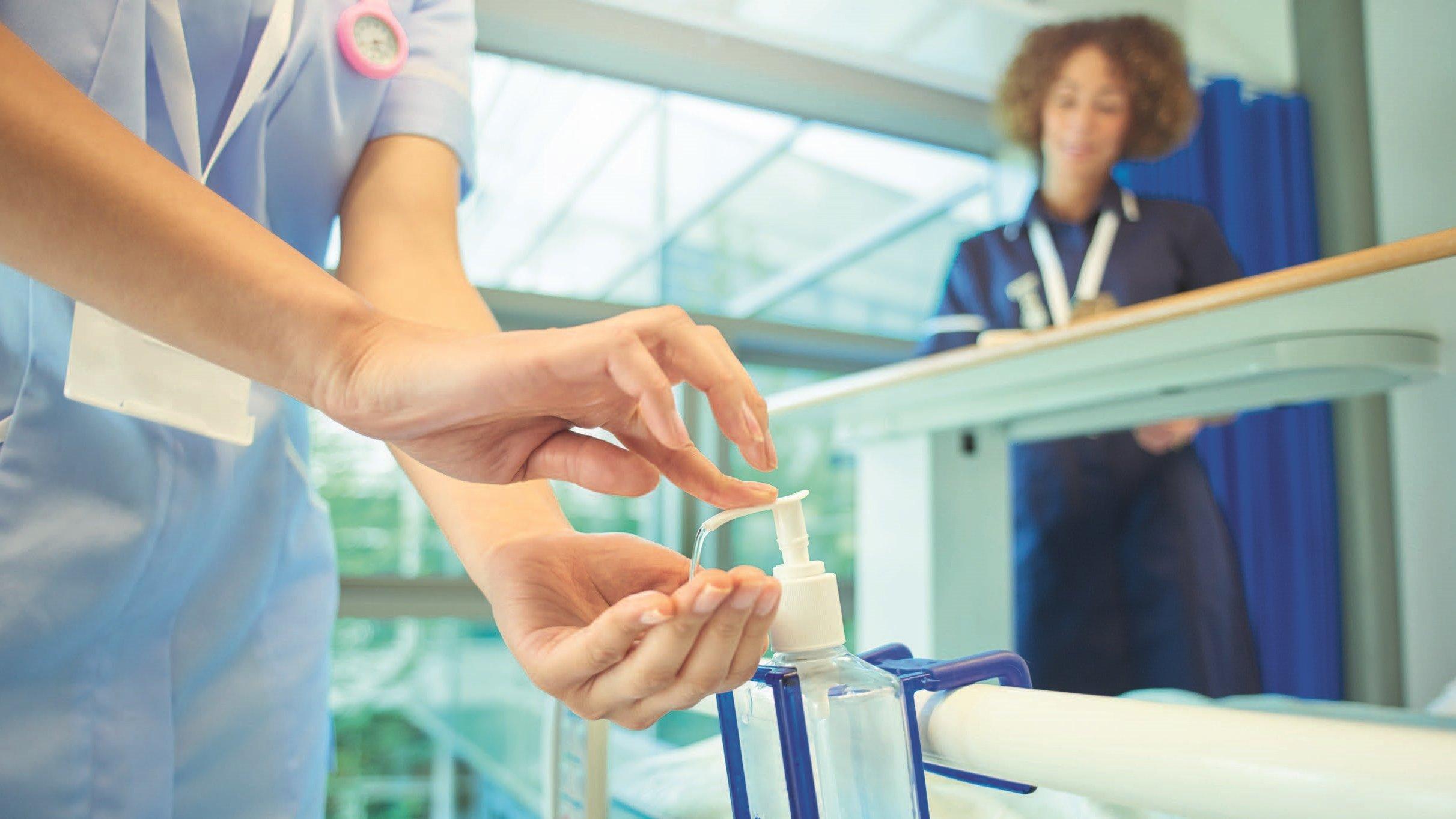 Weniger administrative Arbeit für das Hygienepersonal