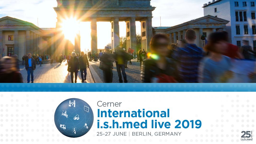International i.s.h.mede live 2019