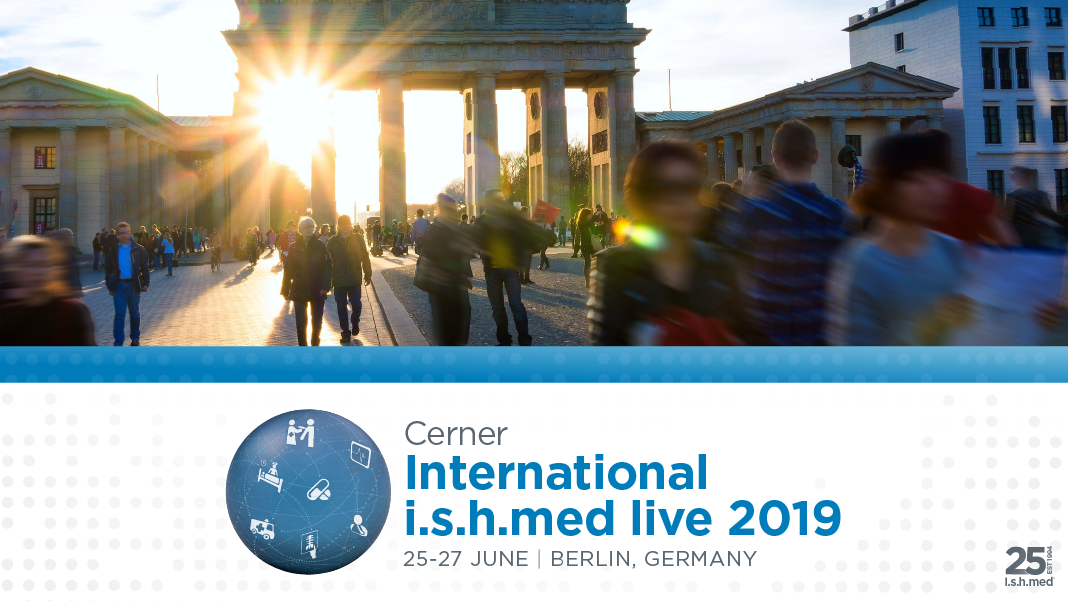 International i.s.h.mede live 2019