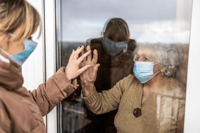 Visiting during pandemic