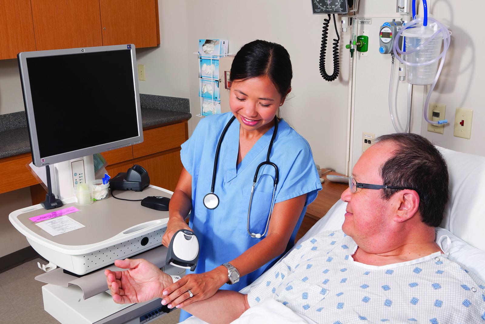 Capacity Management paper - Nurse and patient