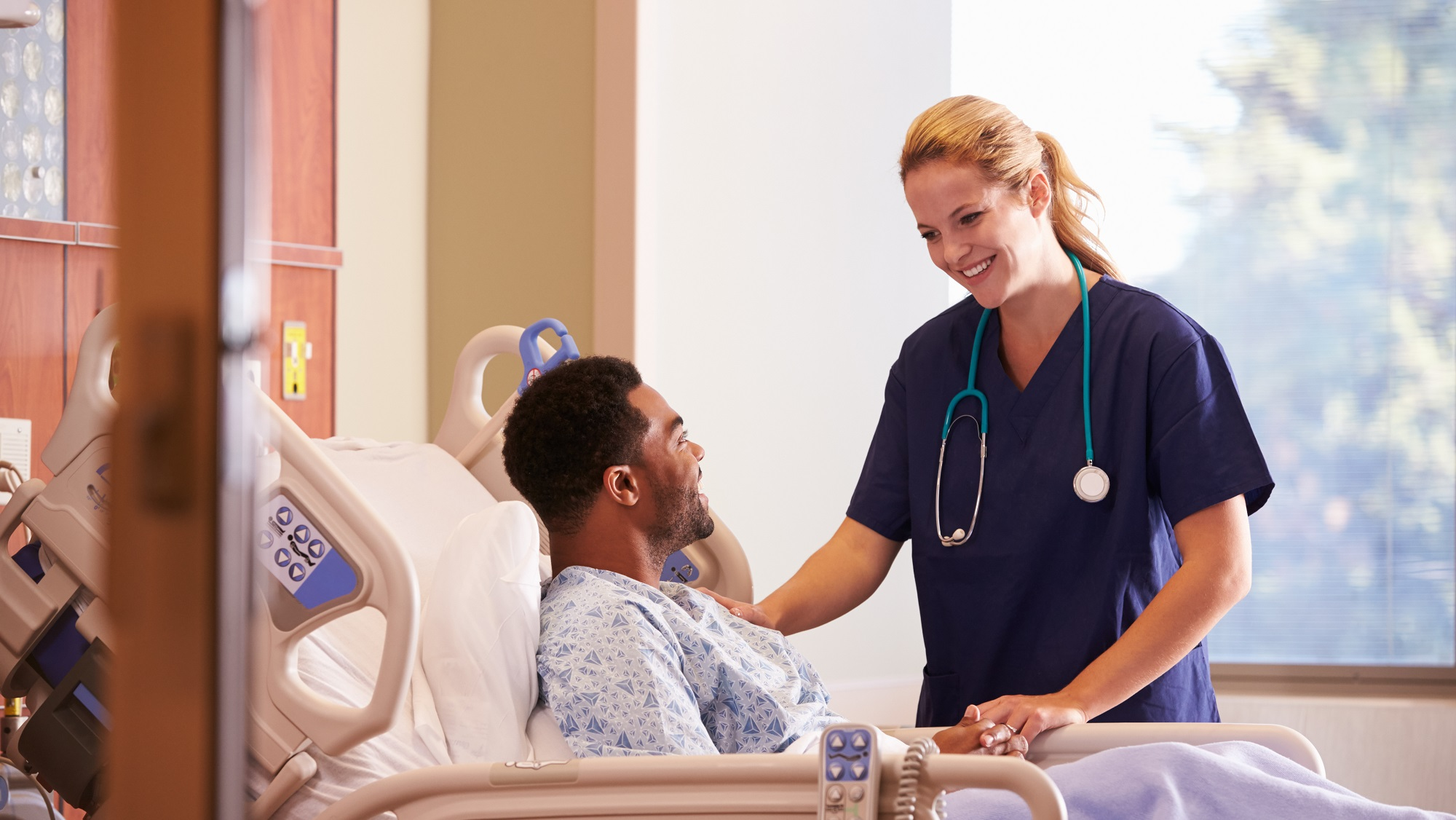 Capacity management and patient throughput patient-centred