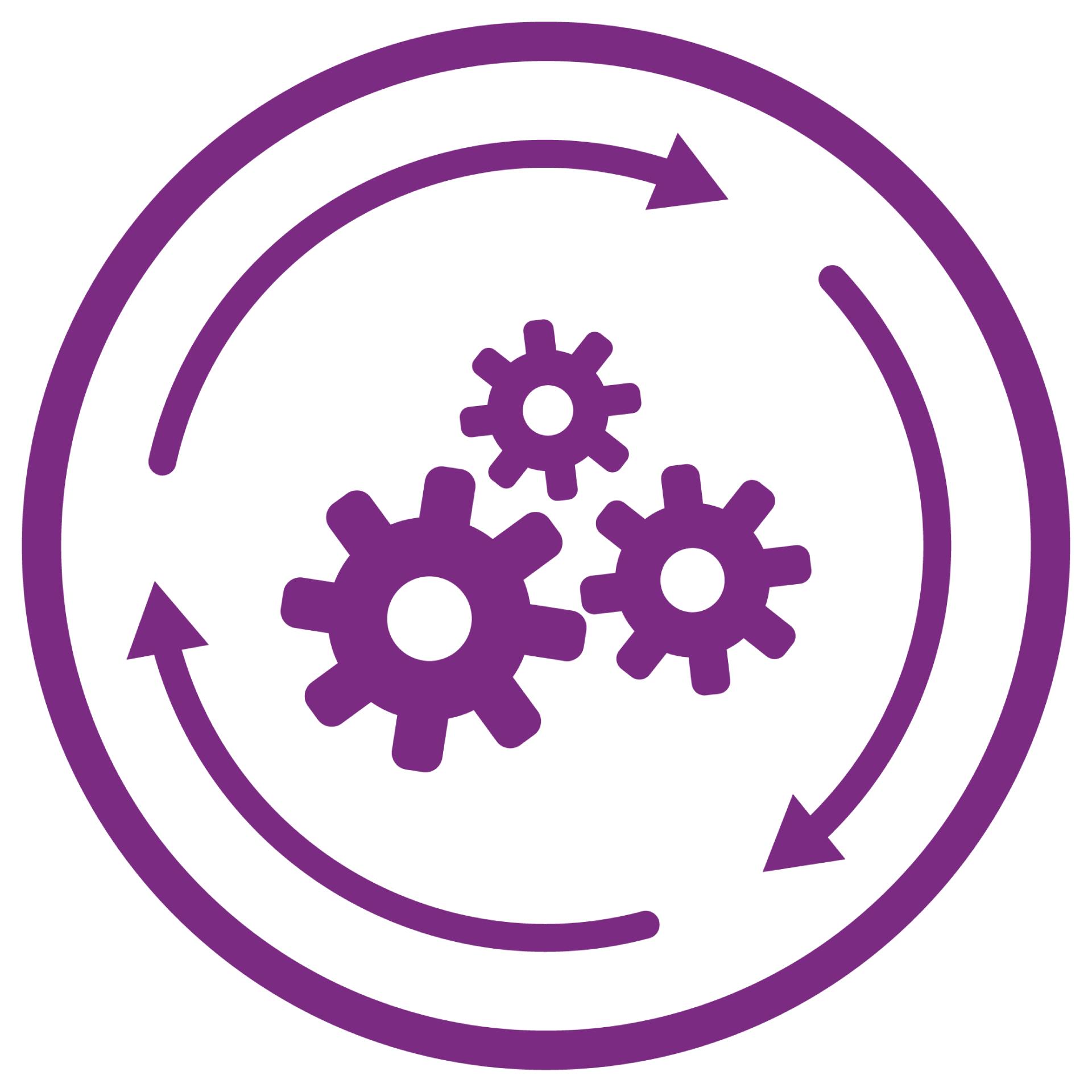 AmbulatoryIcon_Operational efficiency_purple_gears