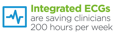 Minutes matter - digital ECGs speeding up cardiac care decisions