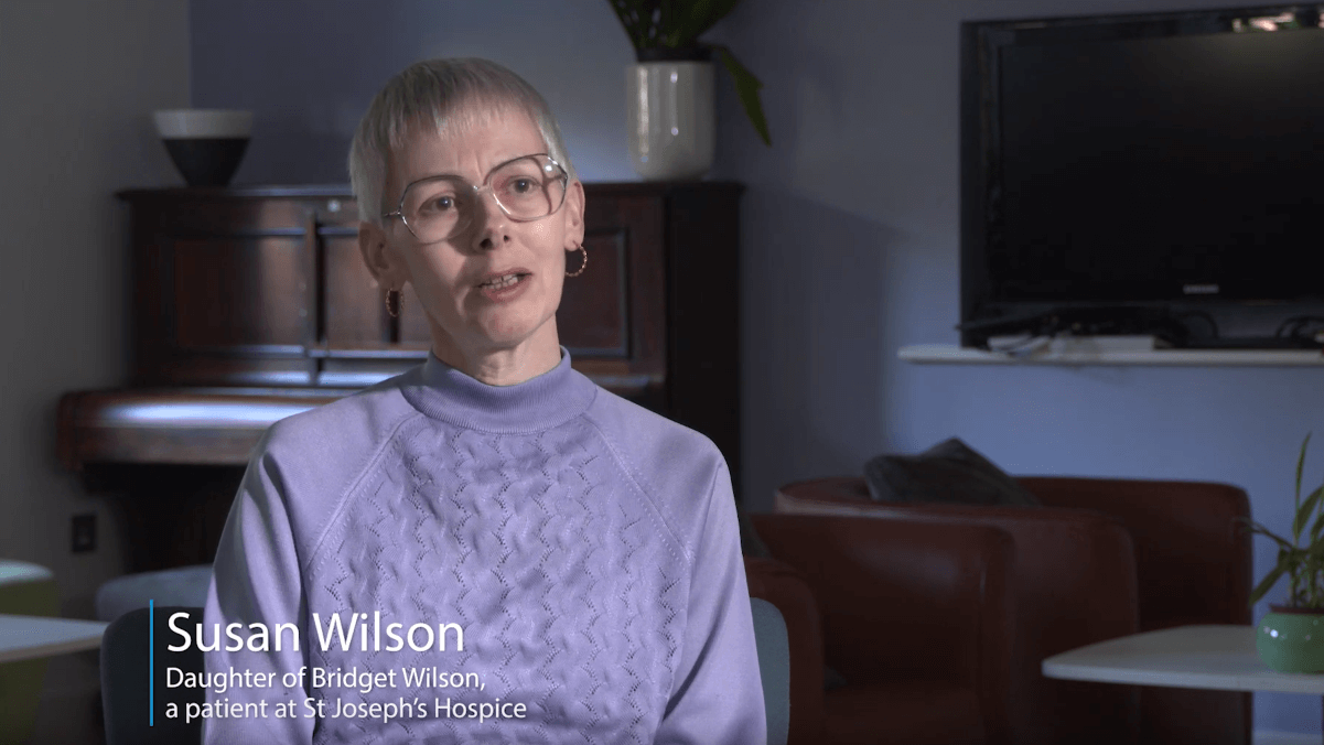 Achieving a 'good death' – the impact of connected patient information at end-of-life hospice care
