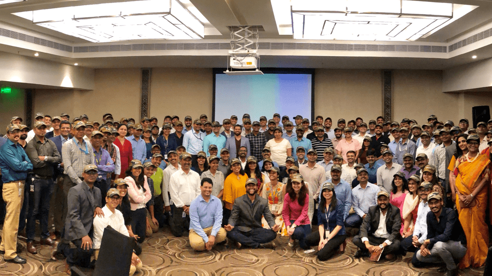 Empowering our associates in India