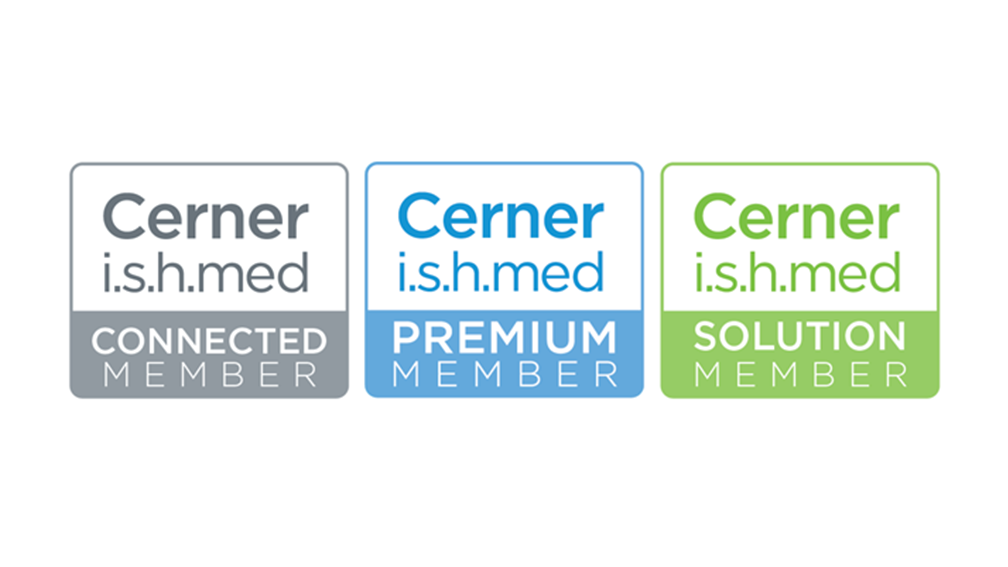 Badges for Cerner ishmed members