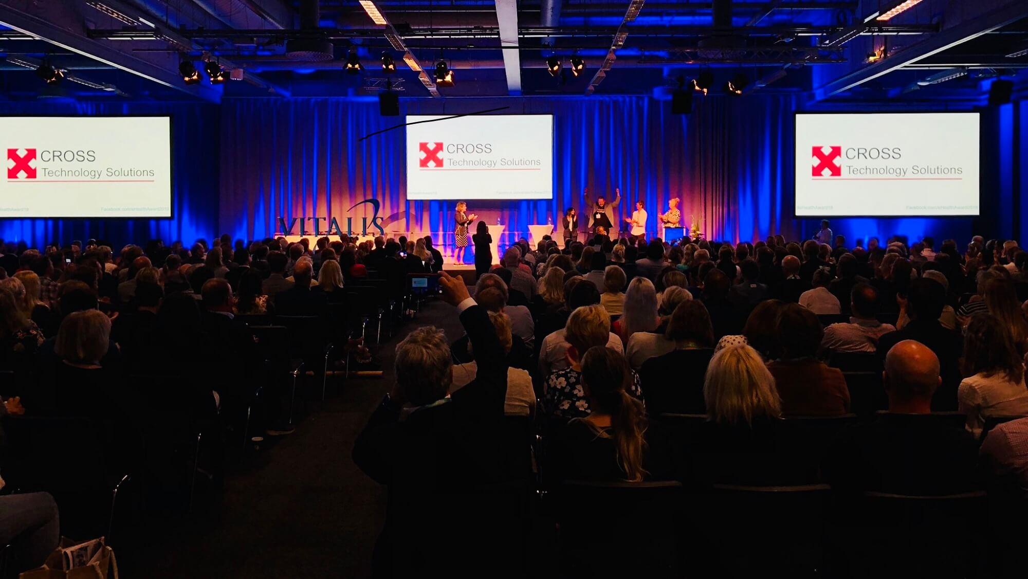 eHealth Award - Cross Technology Solutions