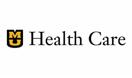 University of Missouri healthcare logo