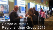 Australian Regional User Group 2016