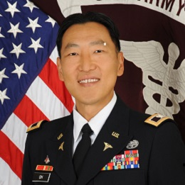 Colonel (Dr.) Robert Oh,MD, MPH, CAQSM, Chief Medical Officer