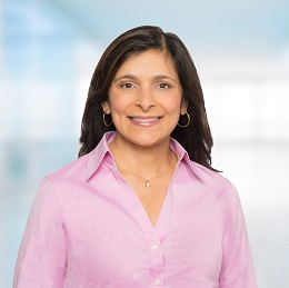 Priti Lakhani,Director of Physician Alignment