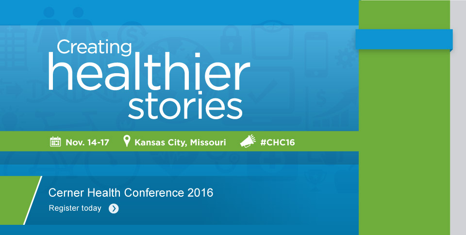 Cerner Health Conference Registration