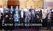 Cerner Middle East clients